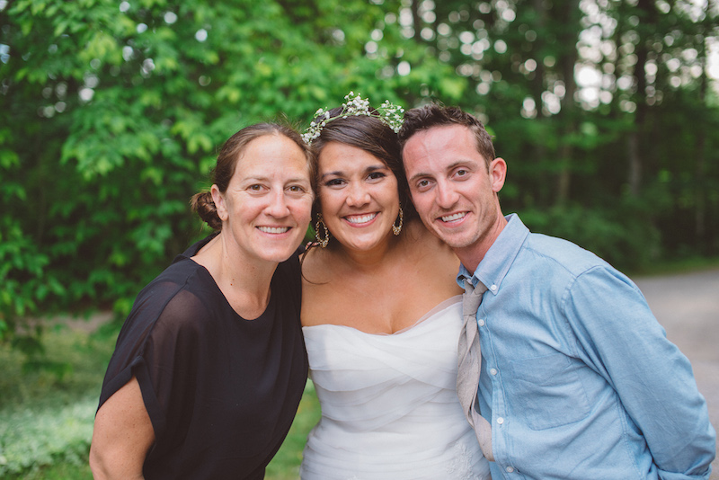 Cammie Buehler Epicure Catering Northern Michigan Farm Wedding