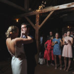 Bride and Groom Dance | Farm to Table Wedding | Epicure Catering and Cherry Basket Farm | Northern Michigan Barn Wedding Venue Omena MI