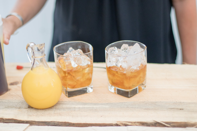 Epicure Catering | Bergamont Sour | Emily Jo Larkin | Sarah Peschel | Farm to Table Cocktails