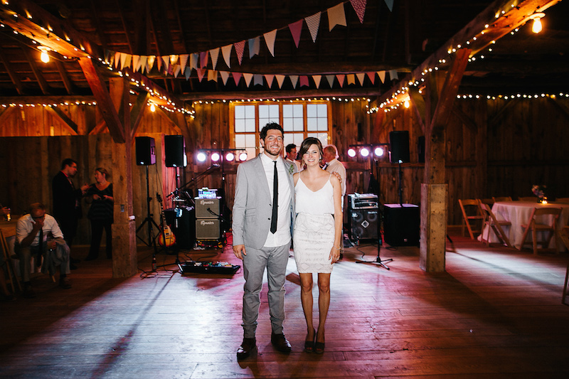 Epicure Catering and Cherry Basket Farm | Barn Wedding | Omena, MI | Farm to Table Catering
